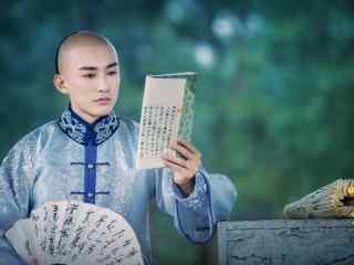 龙珠传奇认真念书的吴应麒剧照