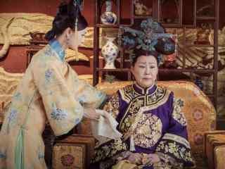 龙珠传奇倾城给太皇太后奉茶剧照