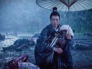 龙珠传奇御医雨中救走公主剧照