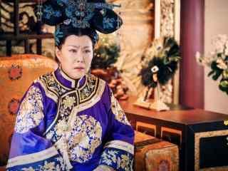 龙珠传奇太皇太后眉头紧锁剧照
