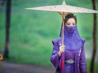 龙珠传奇精美女子樊倩影剧照