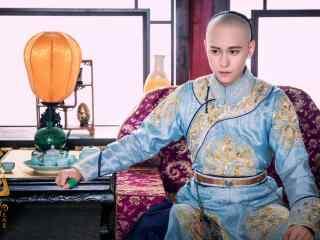 龙珠传奇英俊少年康熙剧照