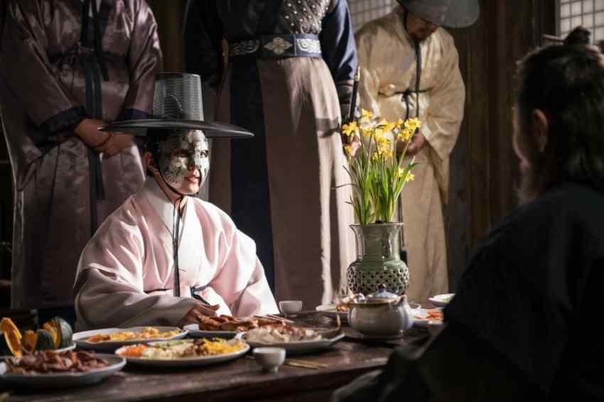 君主假面的主人俞承豪剧照