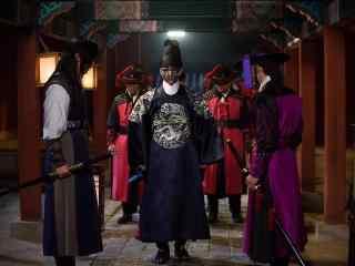 君主假面的主人之黑夜中的俞承浩