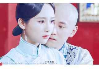 《龙珠传奇》杨紫秦俊杰唯美海报