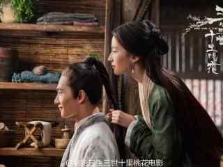 电影三生三世刘亦菲杨洋温馨剧照