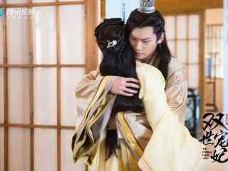 双世宠妃坦诚夫妇拥抱壁纸
