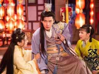 双世宠妃墨连城受伤剧照壁纸