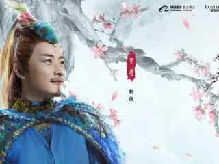 电影三生三世十里桃花折颜海报