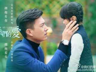 我们的爱靳东王芷璇海报图片