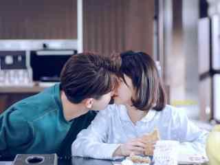 浪花一朵朵熊梓淇亲谭松韵白云夫妇接吻剧照