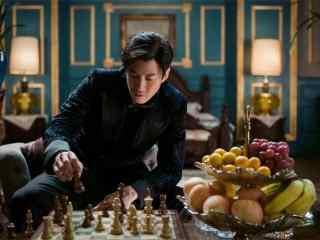 何润东游戏规则下棋剧照壁纸