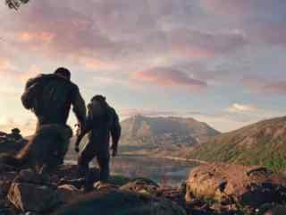 电影猩球崛起3唯美剧照壁纸