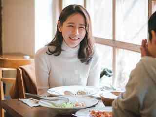 经常请吃饭的漂亮姐姐剧照女主剧照