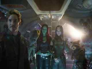 电影《复仇者联盟3》银河护卫队剧照图片
