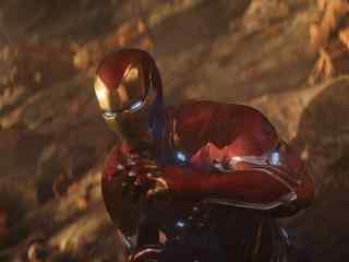 电影《复仇者联盟3》钢铁侠终极装甲剧照图片