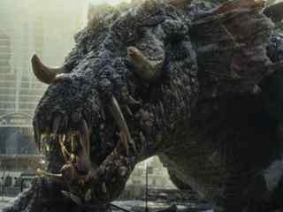 狂暴巨兽巨鳄面目可憎硕大无比剧照