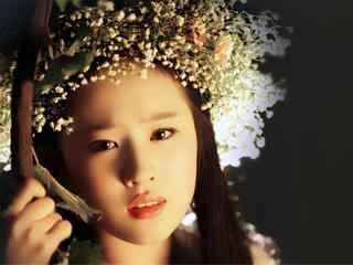 刘亦菲小龙女清纯唯美剧照图片