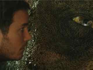 侏罗纪世界2欧文现身救恐龙剧照