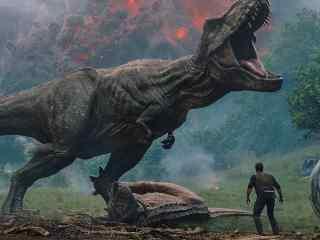 侏罗纪世界2霸王龙剧照