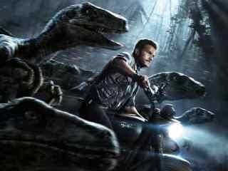 侏罗纪世界2恐龙小队出击壁纸