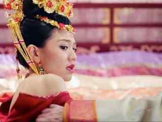宫心计2深宫计周秀娜饰演郑纯熙大婚被扒衣剧照