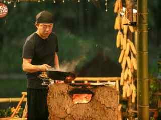 向往的生活第二季黄渤哥做饭剧照图片