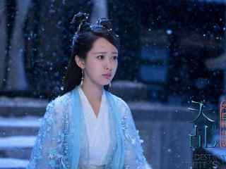 杨紫《天乩之白蛇传说》剧照图片