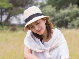 清新可爱江疏影《花儿与少年》第三季剧照图片