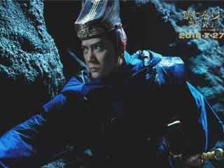 《狄仁杰之四大天王》冯绍峰饰尉迟真金霸气剧照图片
