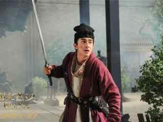 《狄仁杰之四大天王》林更新剧照图片