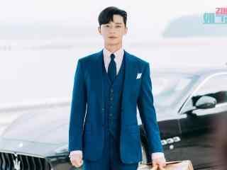 《金秘书为何那样》朴叙俊英俊帅气剧照图片