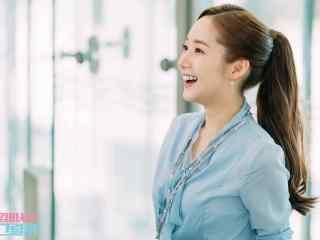 《金秘书为何那样》朴敏英甜美笑容剧照图片