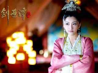 《古剑奇谭2》夏夷则妹妹昭宁公主剧照图片