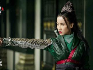 《媚者无疆》美女演员马歌饰演月影剧照图片