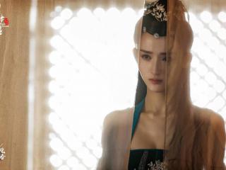 《媚者无疆》美女演员卓煜茜饰演晚香剧照图片