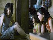 《小偷家族》妈妈柴田信代女儿柴田亚纪和百合剧照