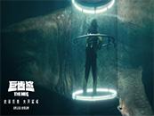 《巨齿鲨》深海恐怖巨兽巨齿鲨近距离剧照