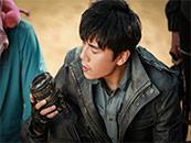 盗墓笔记《沙海》秦昊饰吴邪剧照图片