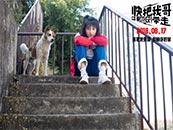 电影《快把我哥带走》张子枫可爱剧照