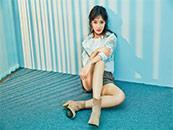 菅纫姿性感时尚气质写真高清壁纸图片