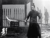 張藝謀(mou)《影》吳磊手持zhi)蟺dao)高清(qing)水墨畫劇(ju)照圖片