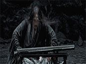 張藝謀(mou)《影》鄧超撫琴高清(qing)唯美(mei)水墨畫劇(ju)照圖片