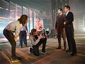 《碟中谍6:全面瓦解》现场拍摄剧照图片