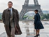 《碟中谍6:全面瓦解》埃菲尔铁塔前高清唯美剧照图片