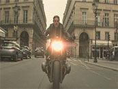 《碟中谍6:全面瓦解》汤姆克鲁斯帅气骑摩托高清剧照图片