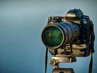 单反相机尼康700d唯美风景桌面壁纸