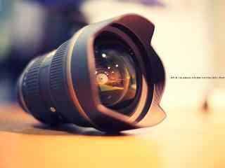 单反相机尼康14-24mm广角镜头唯美桌面壁纸