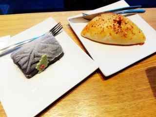创意烤面包图片高清桌面壁纸