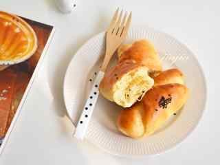 美味烤面包静物摆拍图片高清桌面壁纸